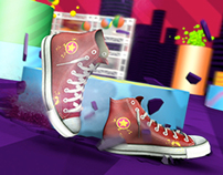FRUIT SHOOT SKILLS AWARDS BRANDING