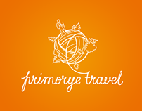 Primorye Travel logo.