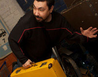 Erken Kagarov's Baggage