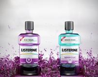 Listerine Produktpresentation