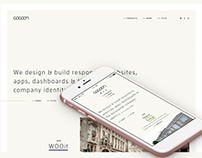 Cocoon Development Responsive Portfolio Website
