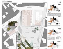 SACRO&PROFANO pályázat - Piazza San Giorgio, Quartucciu
