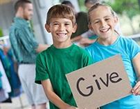Creating future philanthropists