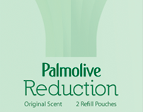 "Palmolive ""Reduction"" Packaging"