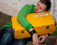 Julian Suetin's Baggage