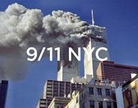 9/11 homage