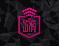 Mi playeras tienen wifi