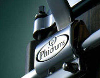 Phidrums. Handmade Italian snare drums.