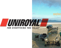 Uniroyal logo update