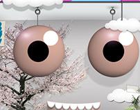 Diseño / Ilustración para aplicación web