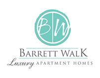 Barrett Walk Branding