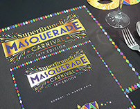 SuperBrunch: Masquerade Carnival