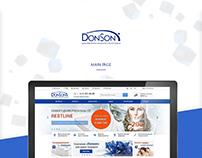 Donson internet shop