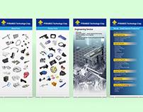 PYRAMIDS Technolocy Crop.|comercial design