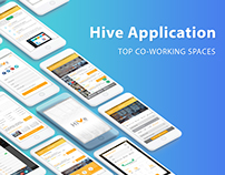 Hive Mobile Application