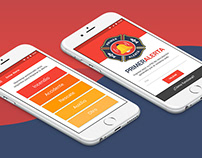 Primer Alerta - Firefighter App