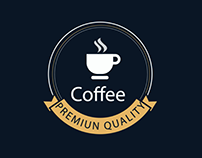 Coffee Logo Animation / Анимация логотипа