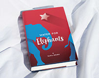 Water For Elephants (Book Design)