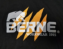 Berne Workwear Promotional T-Shirt Design