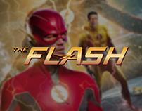 The Flash Season 8 Poster