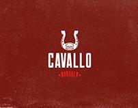 Branding - Cavallo Burguer