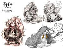 PEPA- Pachamama Character
