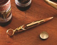 Big Shot Bottle Opener