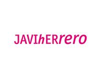 Javier Herrero personal logotype