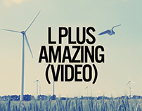 L Plus - Amazing (Official Video)