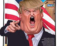 Personajes del año en la política mundial