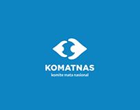 KOMATNAS - Ending Avoidable Blindness - Branding
