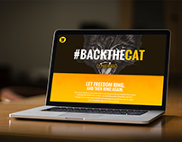 Back The Cat Campaign