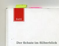 """""""Gotti"""" Buch Cover / erschienen bei Loob"""