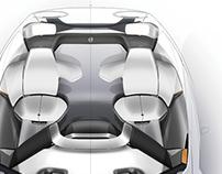 Volvo wellbeing 5.0 Concept Interior