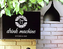 Drink Machine Bar · Punta del Este