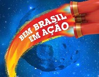 Campanha de endomarketing BEM BRASIL