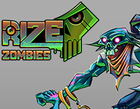 Rize :Zombies