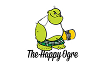 The Happy Ogre Branding