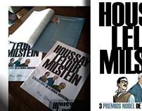 HOUSSAY-LELOIR-MILSTEIN | Magazine for students