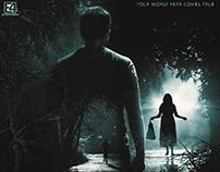 EZRA Movie poster design