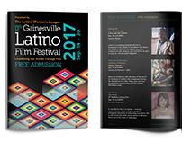 Brochure and Rack Card Design - GLFF 2017