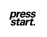 Press start - poster project