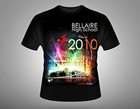 Bellaire HS Class of 2010 Tees