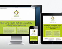 Sprout Insight - Branding and Responsive Website