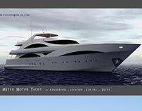 40 meter motor yacht