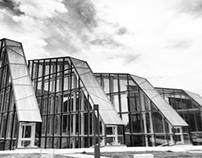 呼和浩特的乌兰恰特博物院