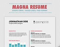 Magna Resume
