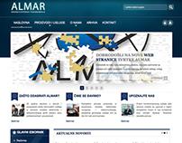 Almar Web pages