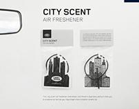 Land Rover Canada – Air Freshener