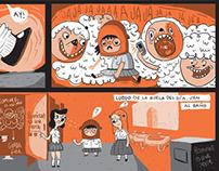 GRRR - Akahata Comic